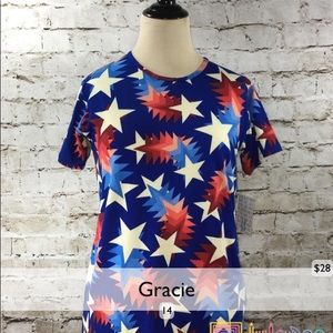 Gracie shirt